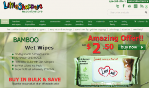 Little Shoppers   Buy organic Bamboo Nappies, wipes and baby clothesLittle Shoppers