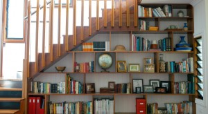 stairs-bookcase